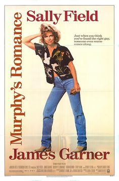 Murphy's Romance (1985) Emma is a divorced woman with a teen aged boy who moves into a small town and tries to make a go of a horse ranch. Murphy is the town druggist who steers business her way. Things are going along predictably until her ex husband shows up, needing a place to stay. The three of them form an intricate circle, Emma's son liking Murphy, but desperately wanting his father back. Sally Field, James Garner, Brian Kerwin...9,33