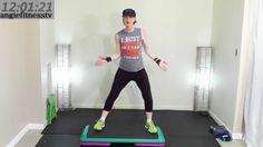 Low Impact Beginner  Step Aerobics Workout  Learn Step Aerobics Beginner...