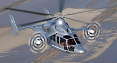 Eurocopter's X3 hybrid, the fastest luxury helicopter, made aviation history in achieving a speed milestone of 255 knots during level flight and now it is probably on the shopping lists of the rich and famous. wouldn't you agree??