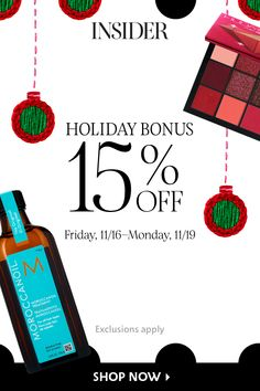 253c4ef00bdf Join Beauty Insider so you can save in store and online during our upcoming  Holiday Bonus event.