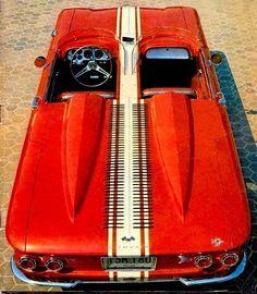 Chevrolet Corvair Sebring Spyder, 1961