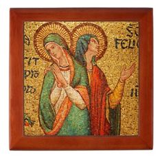 For All the Saints: Perpetua and Felicitas