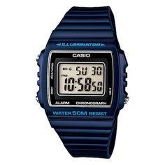 bcb445e1a Buy Casio Standard Digital Navy Blue Watch W215H-2A online at Lazada  Singapore. Discount