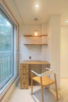 [안산인테리어] 밝고 편안한 25평 아파트 인테리어_이사전 : 네이버 블로그 Small Space Living, Small Spaces, Living Place, Interior Decorating, Interior Design, New Home Designs, New Room, Home Furniture, Architecture Design