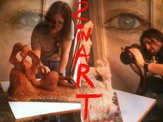 2 In Art - Exhibition photopainting, photodrawing, photo manipulation &sculpture in Paris Doris Stricher & Jose Fuillerat