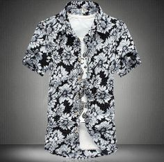 Axel Flower Shirt | G.B. New York