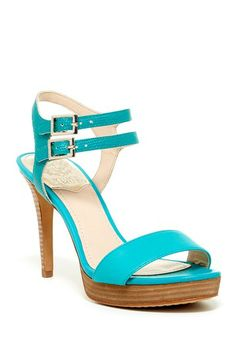 Renalla Platform Sandal by Vince Camuto on @HauteLook