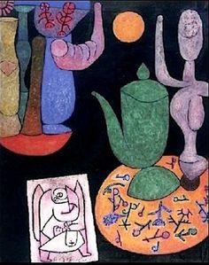 Paul Klee (featuring . . . a Paul Klee!)