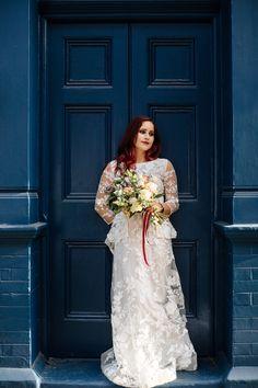 Sylwia Majdan designer wedding dress. Notting Hill bride. Bridal portrait. Notting Hill wedding. Photoshoot London, Notting Hill London, London Photographer, 2017 Photos, London Wedding, Baby Daddy, Wedding Photoshoot, Bridal Portraits, Designer Wedding Dresses
