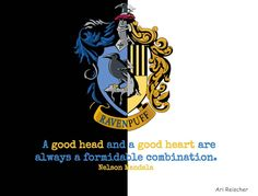 I really am a mix of Ravenclaw and Hufflepuff. Harry Potter Houses, Harry Potter Books, Harry Potter Love, Harry Potter Universal, Hogwarts Houses, Hogwarts Mystery, Ravenclaw, Hufflepuff Pride, Albus Dumbledore