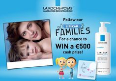 Win €500 in cash and some fantastic prizes - http://www.competitions.ie/competition/win-e500-in-cash-and-some-fantastic-prizes/