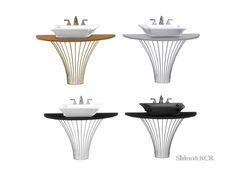 ShinoKCR's Art Deco Bathroom - Sink