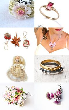 PINK by Shlomit on Etsy--Pinned with TreasuryPin.com