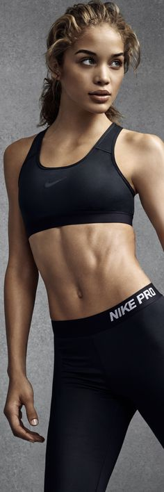 Ready for any workout. The Nike Pro Classic. #NikeProBra