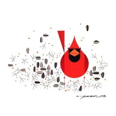 """Charlie Harper   Have This """"AP""""   His art is easy to my eyes and concepts dear to my love of the outdoors."""