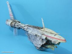 Fi Modelling by Gary Welsh - CultTVman Fantastic Modeling Star Wars Spaceships, Sci Fi Spaceships, Star Wars Rpg, Star Wars Ships, Star Wars Vehicles, Star Wars Models, Sci Fi Models, Sci Fi Ships, Spaceship Concept