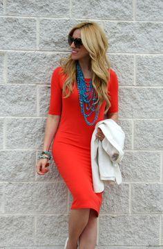 LuLaRoe JULIA dress - Rainbow Bright – Get Your CHIC On