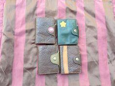 レザーカードケース Leather card case 牛革製カード入れです。