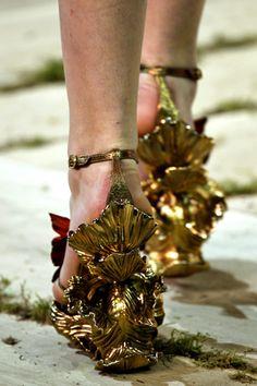 McQueen shoes Fierce!