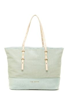 Hollen Shopper Tote by Ted Baker  $109.00