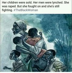 So stop beating her up more for 'all the attitude' she shows. Black women HAVE… Black Girls Rock, Black Girl Magic, By Any Means Necessary, Black History Facts, We Are The World, Black Pride, My Black Is Beautiful, Beautiful Things, African History