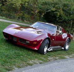 Corvette #chevroletvintagecars