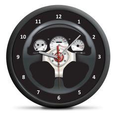 """Zegar """"Demon Prędkości"""""""