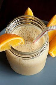 Orange Julius recipe.