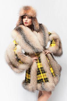 fur and yellow plaid?! i'm done. l.o.v.e.