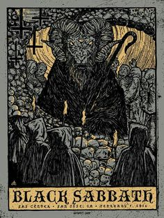 Black Sabbath Art