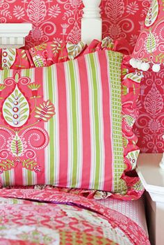 Whimsy from Pillow & Maxfield