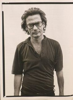 Richard Avedon. Famous fashion and celebrity photographer