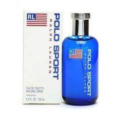 Ralph Lauren Polo Sport for Man EDT 125ml.