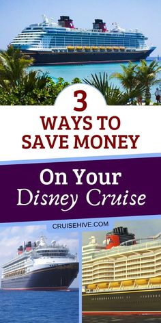 Find out about these ways to save money on your Disney cruise vacation. Some handy travel budget tips to take note of. Cruise Tips, Cruise Travel, Cruise Vacation, Disney Travel, Disney Fun, Disney Magic, Vacation Ideas, Patagonia, Authorized Disney Vacation Planner