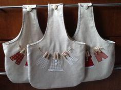 Peg bag - Bolsa para pinzas - colada - laundry