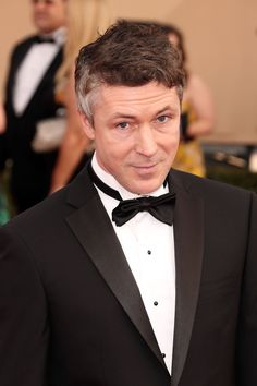 Aidan Gillen at the SAG awards in Los Angeles on 30 January 2016.