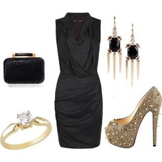 gold blk