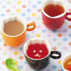 Churchmouse Yarns & Teas - Emma Bridgewater Flower Mugs Cute Coffee Mugs, Tea Mugs, Coffee Cups, Coffee Coffee, Coffee Time, Cup Design, Food Design, Mugs And Jugs, Animal Mugs