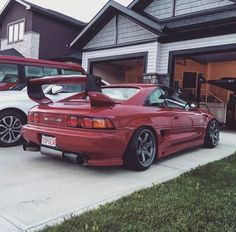 #Toyota_MR2 #Modified #Lowered