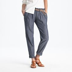 Comfy and stylish weekend pants