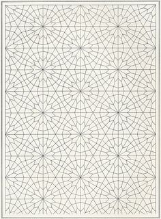 BOU 105 | Les Elements de l'art Arabe | Pattern in Islamic Art
