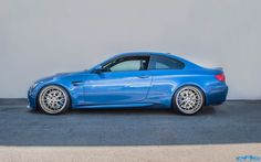 1 SICK EM | Monte Carlo Blue E92 M3