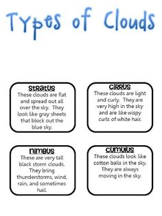 Fun in First Grade: More Weather Ideas