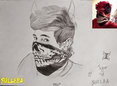 Realistic portrait drawing meu perfil  Veja mais no meu blog