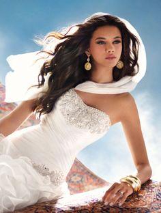 Jasmine - Disney Princess by #AlfredAngelo