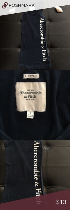 Abercrombie & Fitch tank top Size S Abercrombie & Fitch tank top Size S. Good condition Abercrombie & Fitch Tops Tank Tops