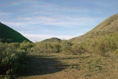 Escondido Falls Trail.