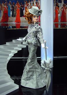 Miss New Hampshire Barbie Doll 2010