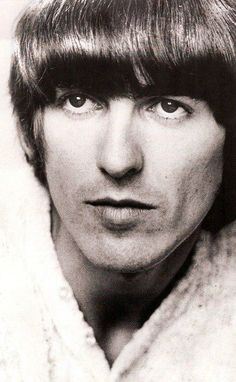 George Harrison..those eyes though...