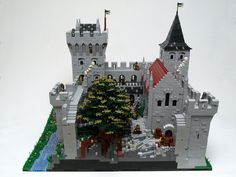 Nordana Castle, Great Hall together with North Tower | Flickr - Photo Sharing!